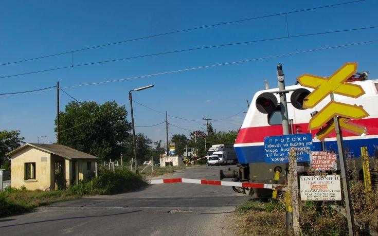 Σουφλί: Τρένο παρέσυρε μετανάστη που ήταν ξαπλωμένος στη σιδηροδρομική γραμμή