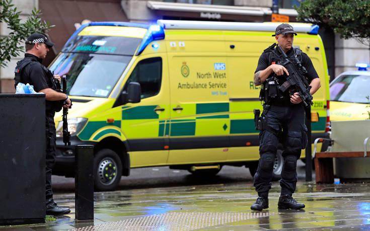 Ισόβια σε Iσλαμιστή που μαχαίρωσε τρεις ανθρώπους στο Μάντσεστερ