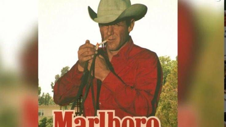 Πέθανε η ιστορική φιγούρα των Marlboro, χωρίς να έχει καπνίσει ένα τσιγάρο