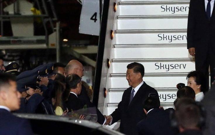 Σι Τζινπίνγκ: «Θα ανοίξουμε ένα νέο κεφάλαιο στην ολοκληρωμένη στρατηγική εταιρική σχέση Ελλάδας-Κίνας»