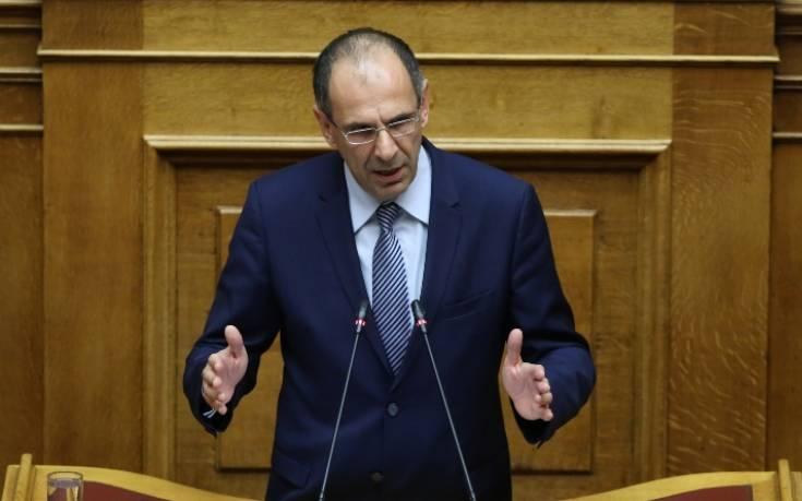 Γεραπετρίτης: Θετική η ΝΔ στην πρόταση του ΣΥΡΙΖΑ, αλλά με όρους