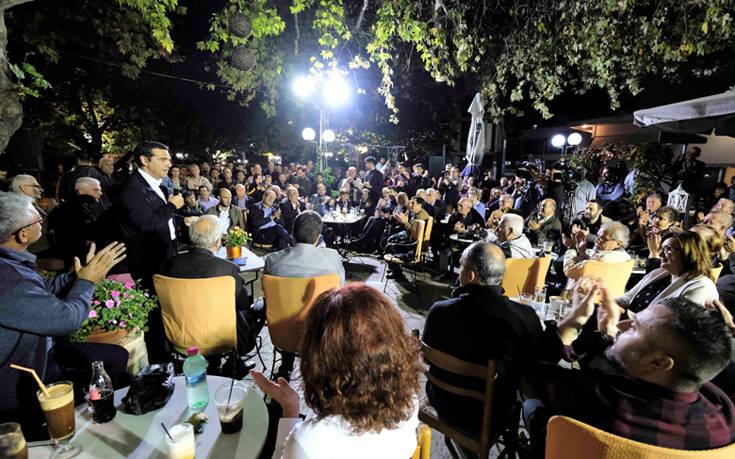 Τσίπρας: Αυταρχική η συμπεριφορά του Προέδρου της Βουλής