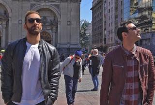 Celebrity Travel: Νίκος Κοκλώνης και Ίαν Στρατής ταξιδεύουν στη Χιλή (trailer)