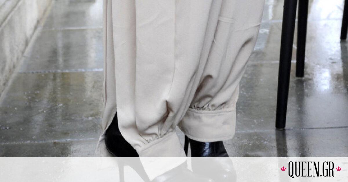 Αν σου αρέσουν τα παντελόνια που στενεύουν στον αστράγαλο, πρόσeξε αυτά τα 3 πράγματα…