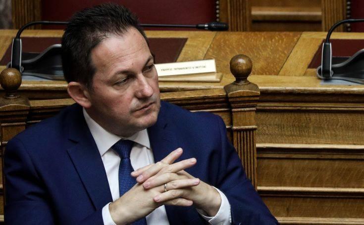 Στέλιος Πέτσας: Η κυβέρνηση σπάει τον φαύλο κύκλο που δημιούργησε επί 4,5 χρόνια ο ΣΥΡΙΖΑ
