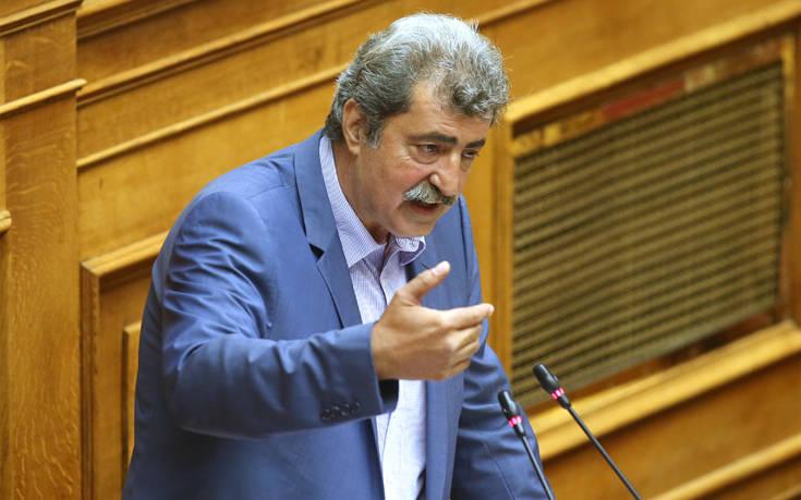 Ο Παύλος Πολάκης για τις εξελίξεις στο σκάνδαλο Nοvartis