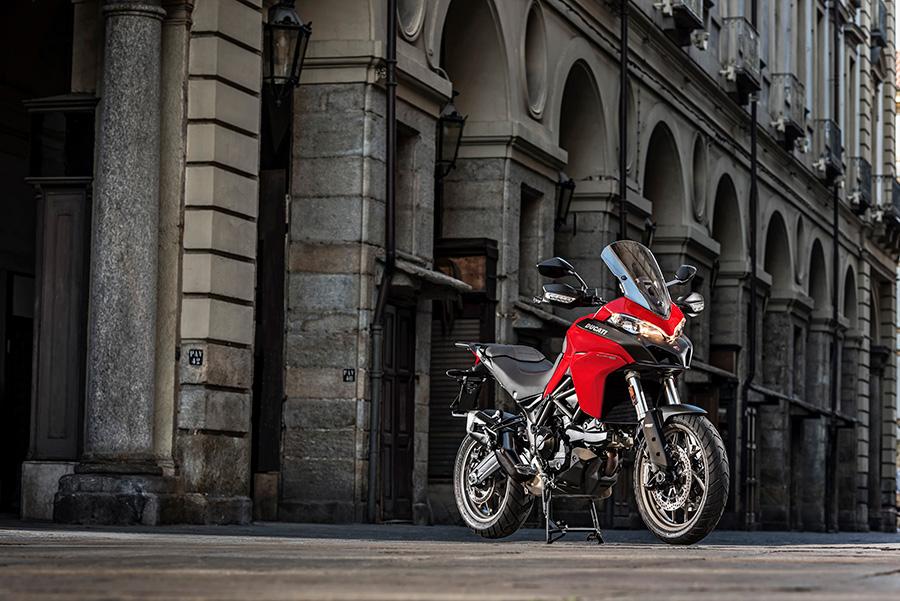 Ducati: Η Multistrada με 4ετή εγγύηση (4Ever Multistrada)!