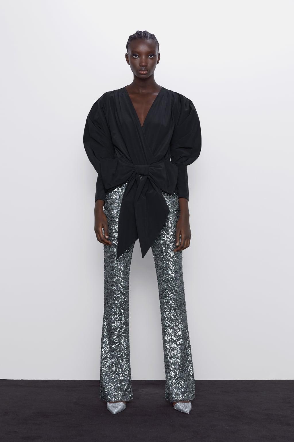 Οδηγός Αγοράς: 8 λαμπερά παντελόνια για τις βραδινές σου εμφανίσεις