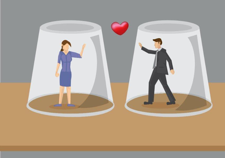 Υπάρχει τρόπος να ξεπεράσεις τον χωρισμό ανώδυνα;