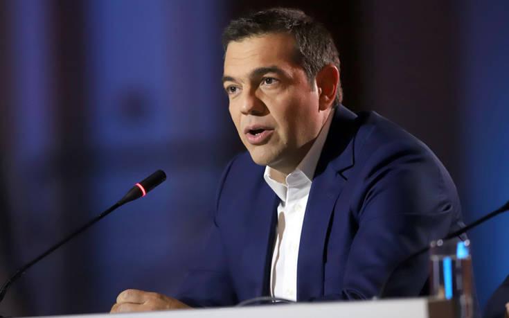Τσίπρας: Η κυβέρνηση διολισθαίνει σε αντιδημοκρατικούς δρόμους