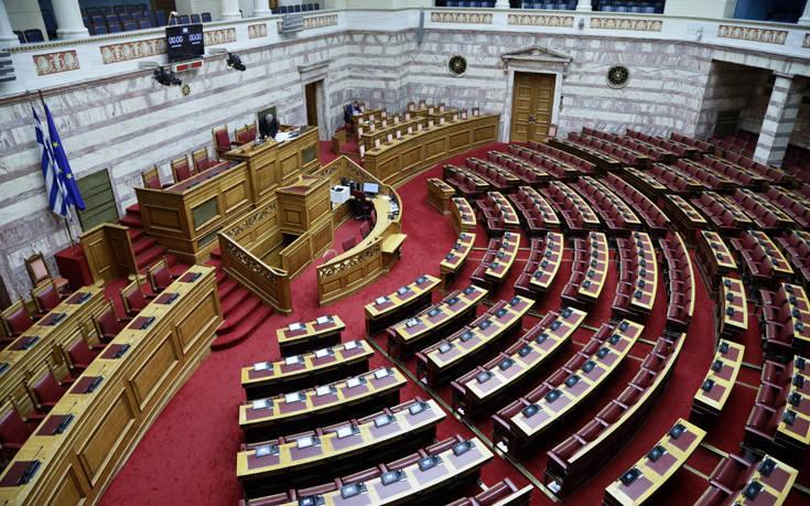 Βουλή: Υψηλοί τόνοι από την αντιπολίτευση για ΚΕΘΕΑ