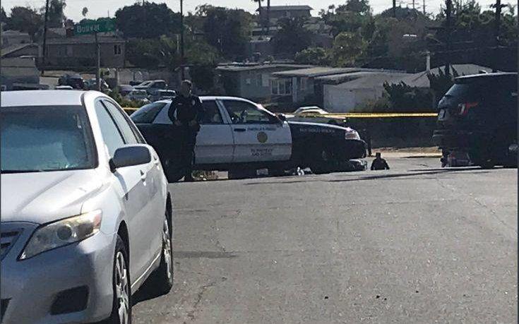 Πυροβολισμοί στο Σαν Ντιέγκο: Πέντε νεκροί – Ανάμεσά τους τρία παιδιά