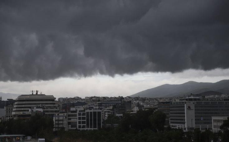 Καιρός: Πού αναμένεται να χτυπήσουν τα έντονα φαινόμενα και οι ισχυρές καταιγίδες