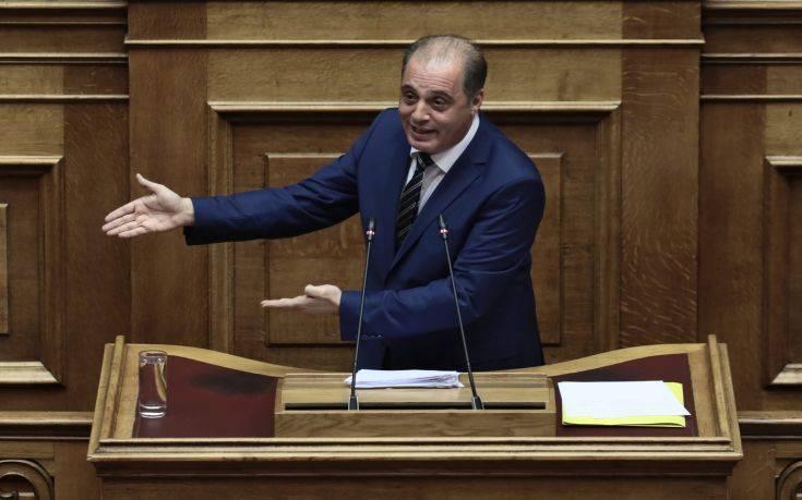 Βελόπουλος: Προσπάθεια στοχοποίησης όσων αντιδρούν στην εγκατάσταση μεταναστών
