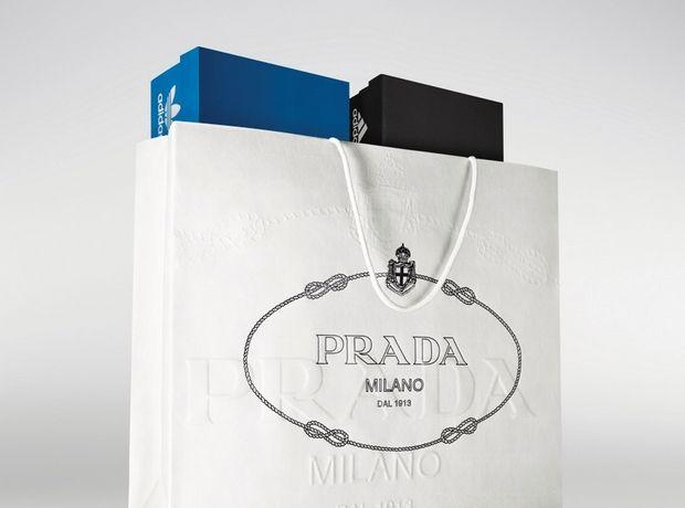 Η adidas συνεργάζεται με την Prada. Η high-end μόδα εισβάλλει για τα καλά στη βιομηχανία αθλητικών ειδών