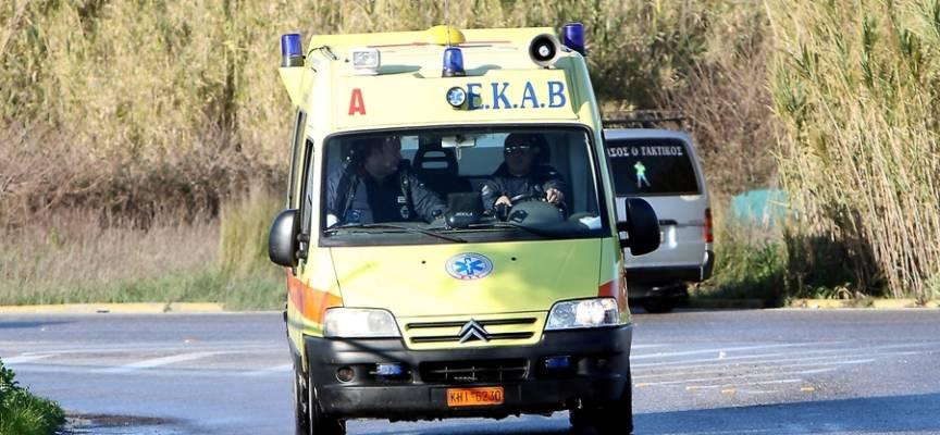Τρίκαλα: Ηλικιωμένος τυλίχτηκε στις φλόγες και έπεσε από το μπαλκόνι για να σωθεί αλλά βρέθηκε νεκρός