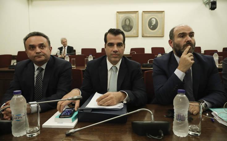 Πλεύρης: Σήμερα δεν μπορέσαμε να εξετάσουμε τον κ. Φρουζή, λόγω του ΣΥΡΙΖΑ