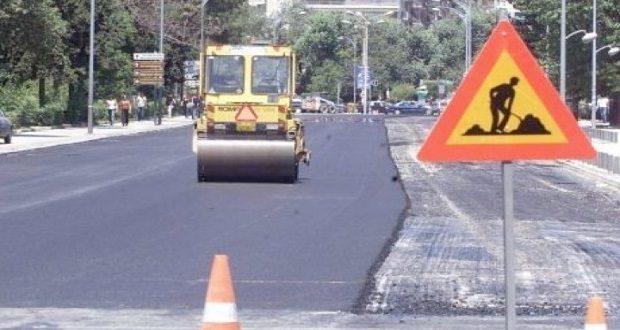 Αυτοί είναι οι 127 δρόμοι της Αθήνας που ασφαλτοστρώνονται