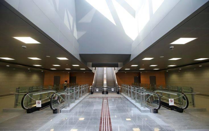 Κώστας Αχ. Καραμανλής: Το 2023 να λειτουργήσει ενιαία το Μετρό Θεσσαλονίκης