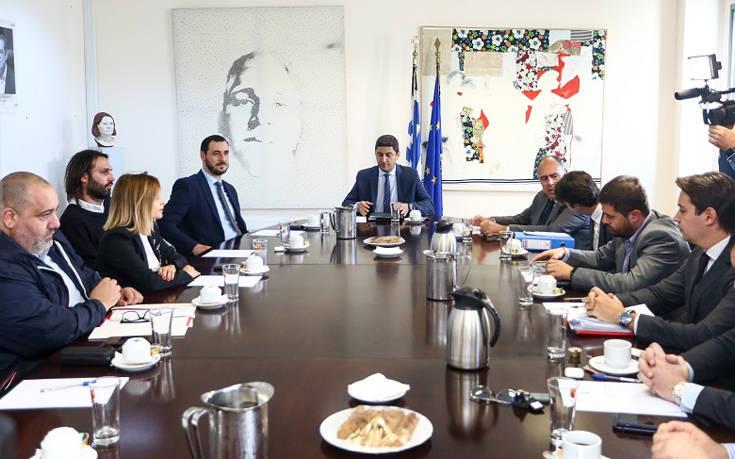 Αυγενάκης: Στόχος μας να βρίσκονται στις κερκίδες φίλαθλοι και των δυο ομάδων