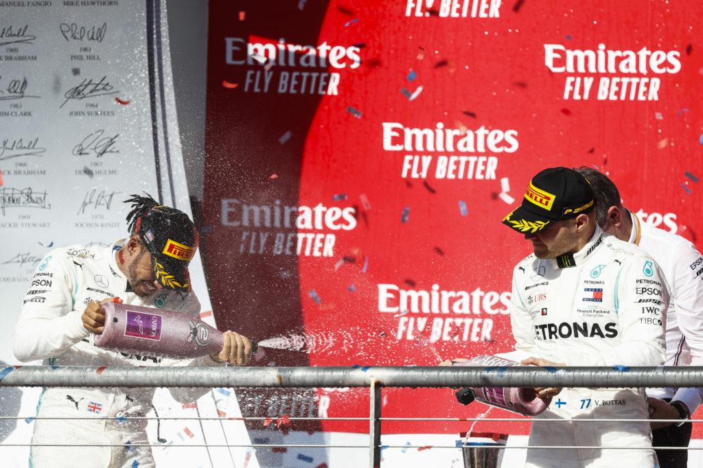 Νίκησε στο Αμερικάνικο Grand Prix ο Valtteri Bottas με δύο αλλαγές- 6ος τίτλος για τον Lewis Hamilton