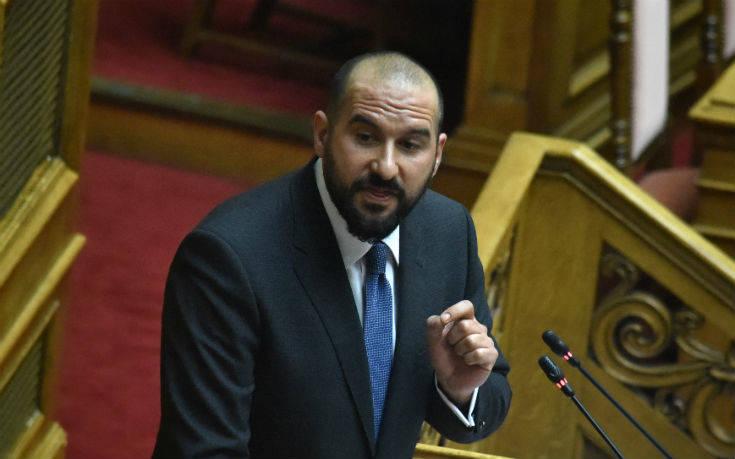 Τζανακόπουλος: Βαθιά νεοσυντηρητική η πρόταση της ΝΔ για την εκλογή του ΠτΔ