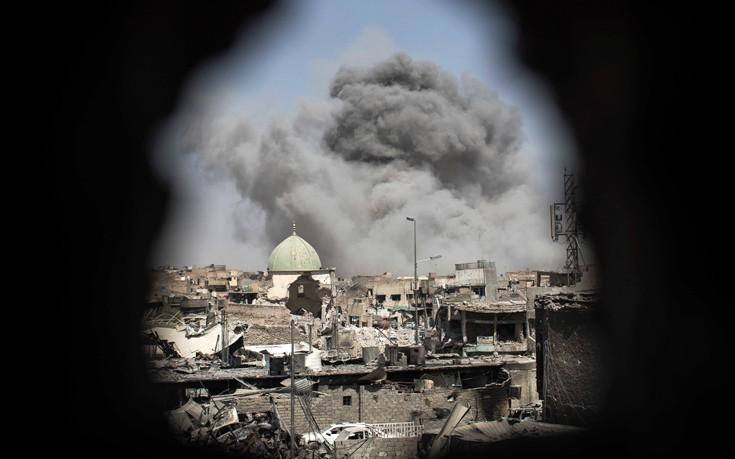 Κυνική ομολογία από την Ολλανδία για νεκρούς άμαχους σε βομβαρδισμούς στο Ιράκ