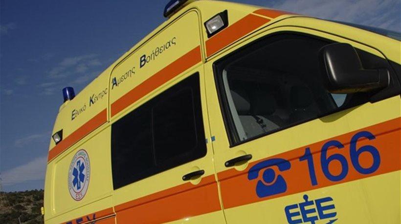 Ανατροπή τουριστικού λεωφορείου στην Ημαθία – Ένας τραυματίας