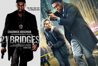 21 Bridges – 21 Γέφυρες, Πρεμιέρα: Δεκέμβριος 2019 (trailer)