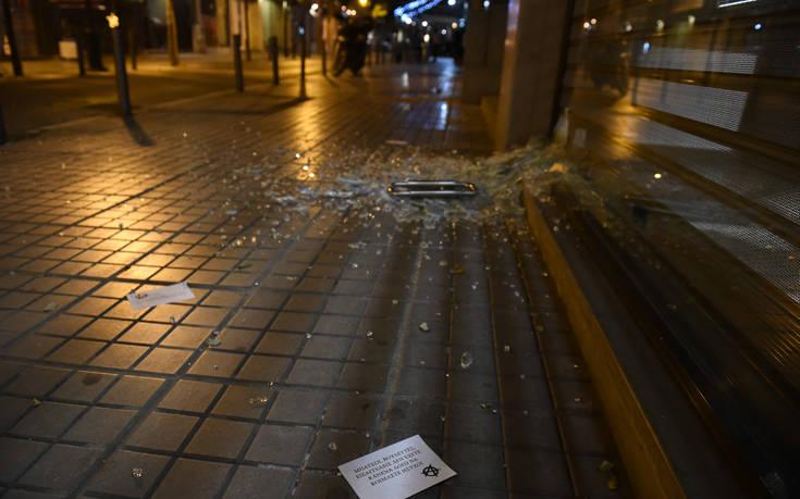 Θεσσαλονίκη: Ανάληψη ευθύνης για τις επιθέσεις σε ΑΤΜ και σούπερ μάρκετ