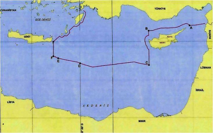 Τουρκικό ΥΠΕΞ: «Τα ελληνικά νησιά και η Κύπρος δεν πρέπει να έχουν ΑΟΖ»