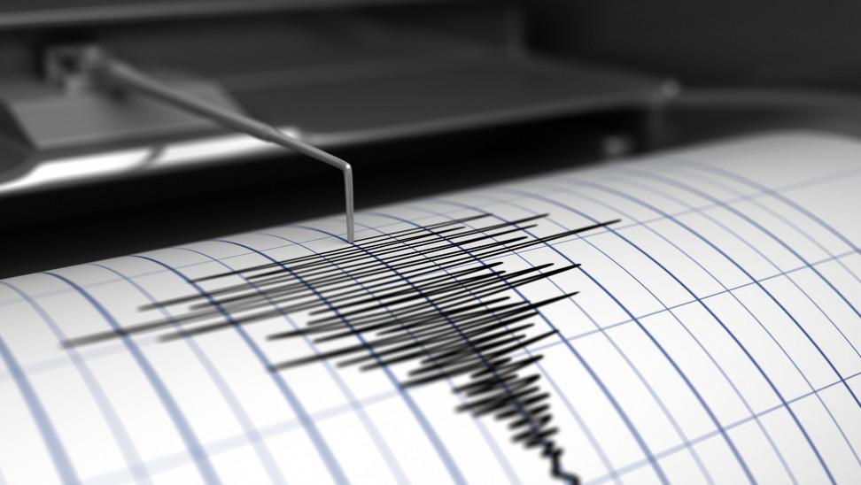 Ισχυρός σεισμός στην Κρήτη – Δύο μετασεισμοί μετά τα 5,3 Ρίχτερ