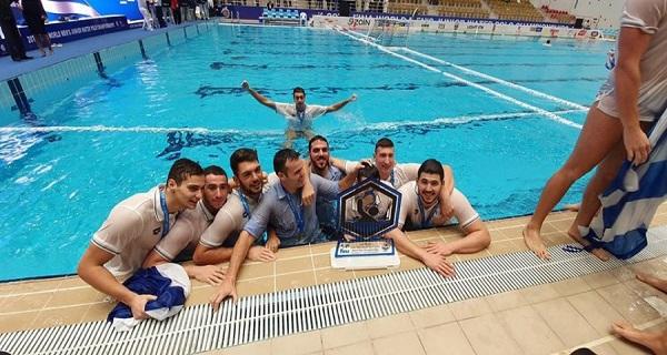 Παγκόσμια πρωταθλήτρια ξανά η Εθνική Νέων Ανδρών στο Πόλο
