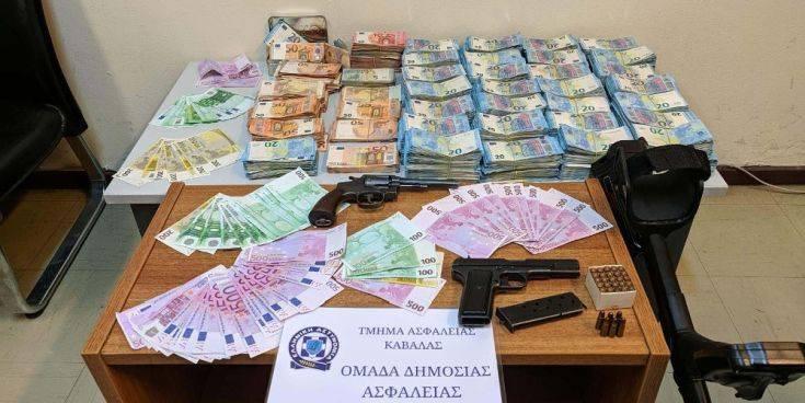 Στο νοσοκομείο φρουρούμενος κατηγορουμένος για τη μεγάλη ληστεία στην Καβάλα
