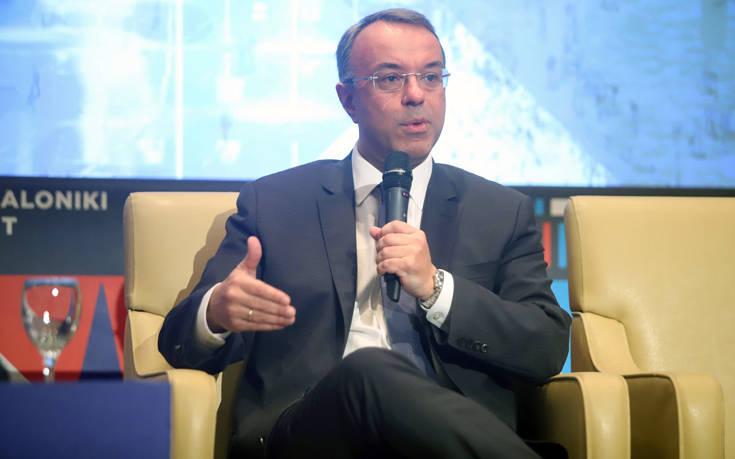 Σταϊκούρας: Μέσα στο 2020 οι διαπραγματεύσεις για τη μείωση του πρωτογενούς πλεονάσματος