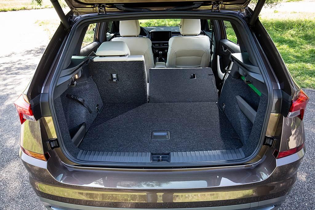 SKODA KAMIQ:Το μοντέλο της SKODA στα compact SUV