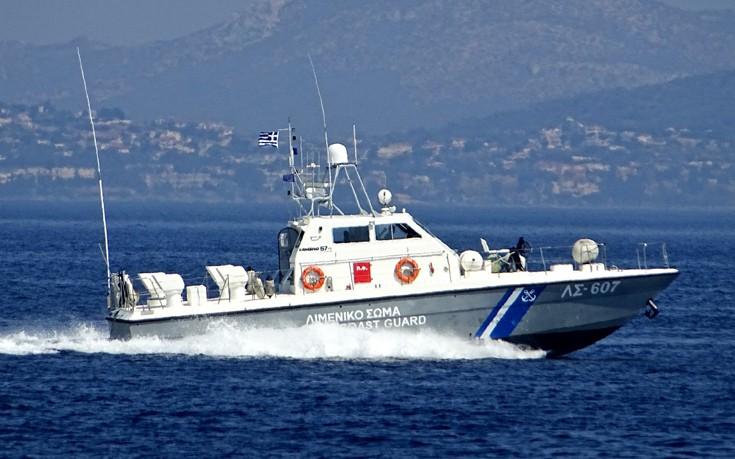 Αλεξανδρούπολη: Διασώθηκαν 77 μετανάστες και πρόσφυγες