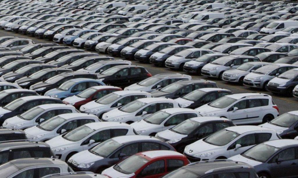 Αύξηση παρουσίασαν οι ταξινομήσεις των αυτοκινήτων τον Νοέμβριο