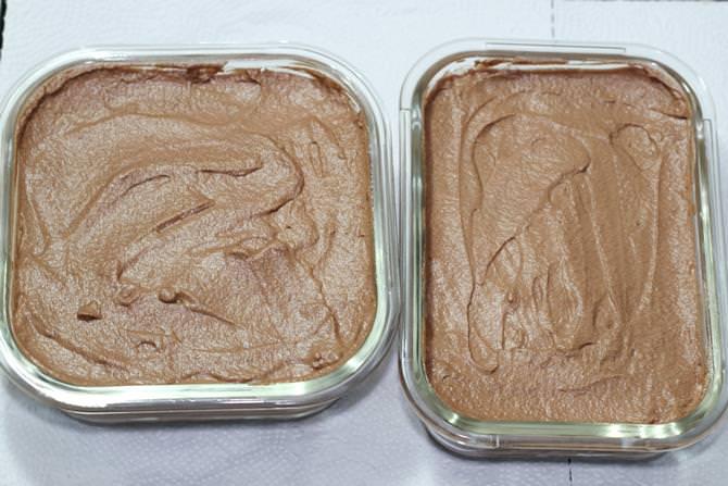 Tο ποιο εύκολο παγωτό σοκολάτας χωρίς παγωτομηχανή