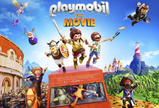Playmobil: The Movie – Playmobil: Η Ταινία (μεταγλ), Πρεμιέρα: Δεκέμβριος 2019 (trailer)