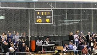 Απίστευτο. Σετ σε αγώνα βόλεϊ κρίθηκε στους…98 πόντους!
