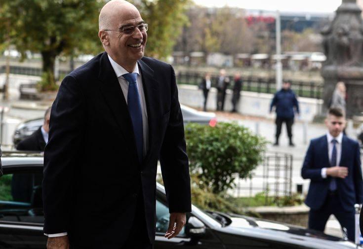 Παρέμβαση της ΕΕ για το μνημόνιο Λιβύης-Τουρκίας ζητά ο Δένδιας
