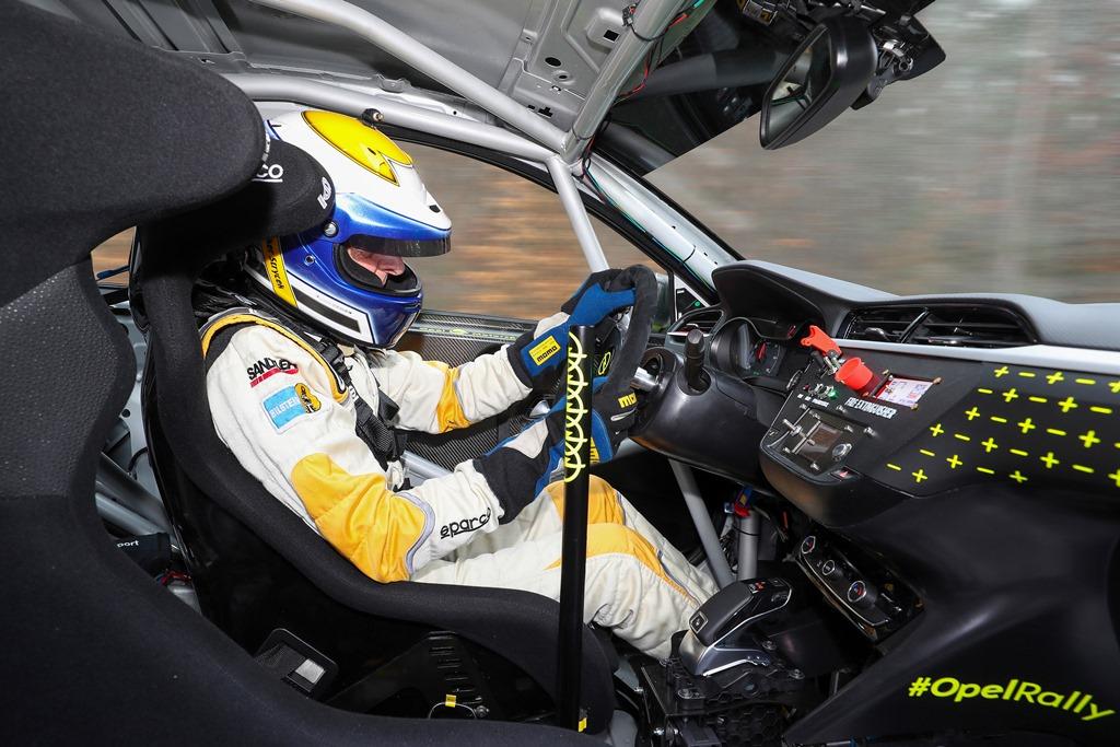 Ξεκίνησε η εξέλιξη του Opel Corsa-e Rally του πρώτου ηλεκτρικού αυτοκινήτου με μπαταρία