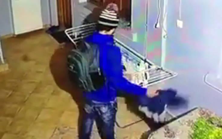 Θεσσαλονίκη: Ο «νοικοκύρης» κλέφτης που άρπαξε την μπουγάδα