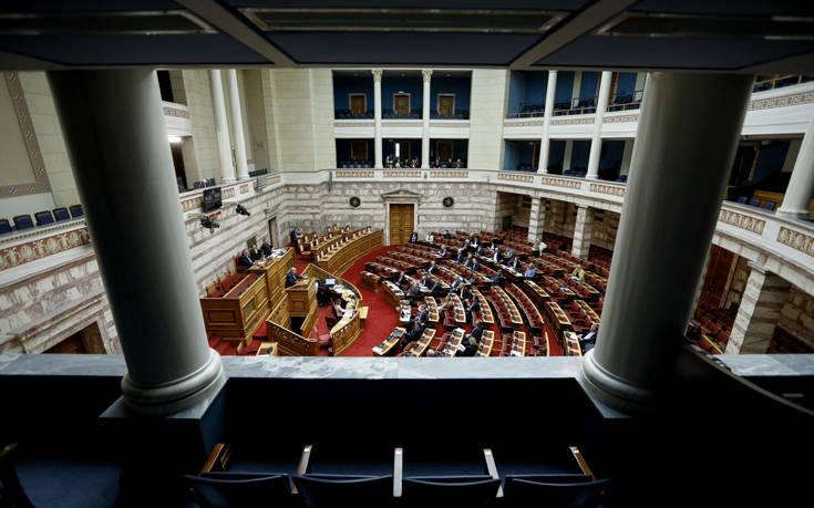 Βουλή: Ψηφίστηκαν οι ρυθμίσεις σχετικά με τη λειτουργία της «Ελλάδας 2021»