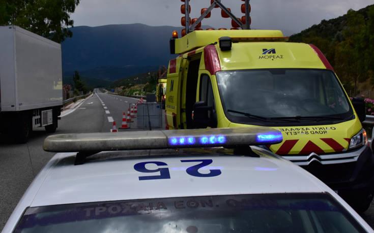 Ιονία οδός: Η τροχαία «τσίμπησε» φορτηγά με πειραγμένους ταχογράφους