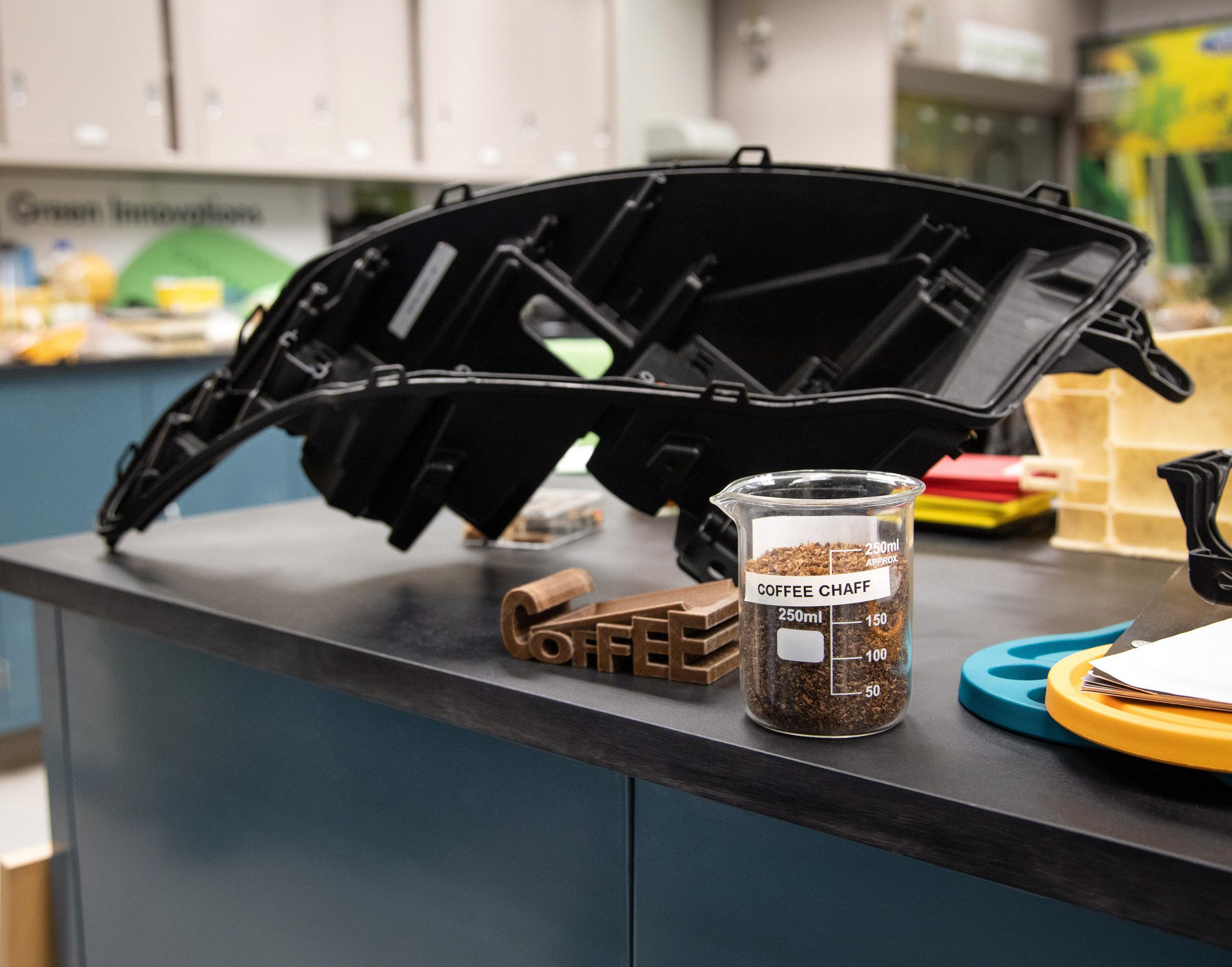 Τι κοινό έχουν ένα αυτοκίνητο Ford και μερικοί κόκκοι καφέ;