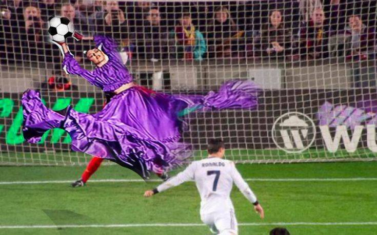 Twitter: Ξύπνησε ποδοσφαιρόφιλα αισθήματα η φωτογραφία της Κάτιας του GNTM 2