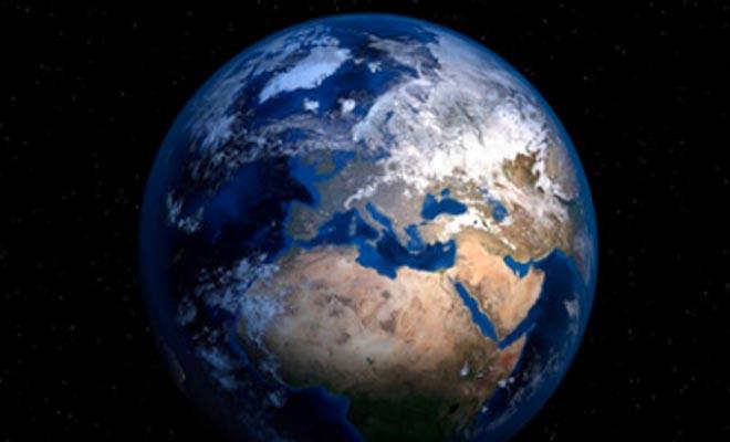 Εφιαλτικό βίντεο: Έτσι θα είναι η Γη αν στεγνώσουν οι ωκεανοί