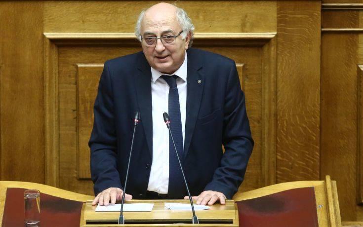 Αμανατίδης: «Ο προϋπολογισμός είναι το ρέκβιεμ των προεκλογικών υποσχέσεων της ΝΔ»